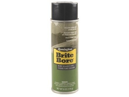 Remington Brite Bore Bore Cleaning Solvent 6 oz Aerosol