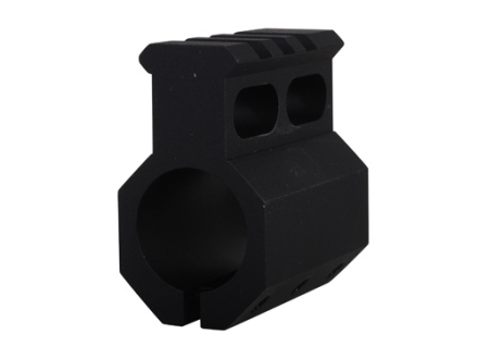 "Nordic Components AR22 Front Sight Block for Ruger 10/22 with .920"" Diameter Barrel Aluminum Black"