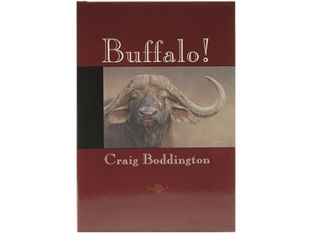 &quot;Buffalo!&quot; Book by Craig Boddington