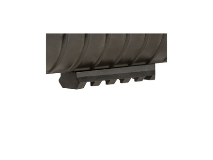 Mission First Tactical E-Volv 2.2&quot; Picatinny Forend Rail with Mounting Hardware Polymer