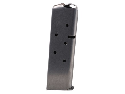 Metalform Magazine Sig Sauer P238 380 ACP 7-Round Stainless Steel Flat Follower Welded Base