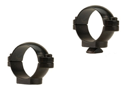 "Leupold 1"" Standard Rings Gloss Low"