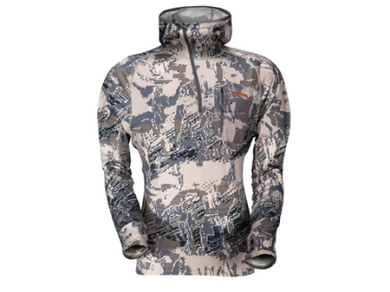 Sitka Gear Men's Traverse Hooded Sweatshirt Polyester