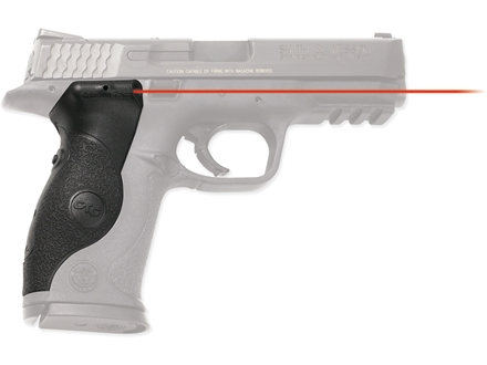 Crimson Trace Lasergrips S&W M&P (Not Compact Models) Polymer Black