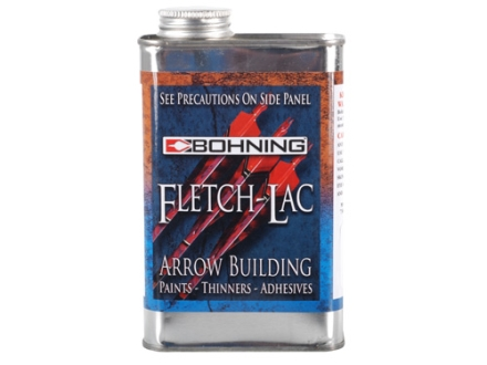 Bohning Fletch-Lac Lacquer Thinner 1 Pint