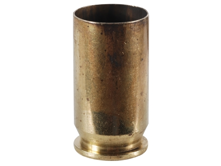 Once-Fired Reloading Brass 45 ACP Grade 2 Box of 500 (Bulk Packaged)