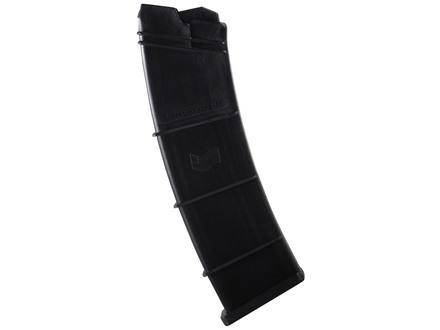 SGM Tactical Magazine Modified for R&R Magazine Well Saiga 12 Gauge 10-Round Polymer Black