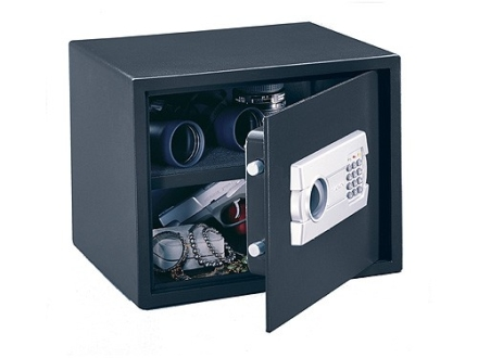 "Stack-On ""Strong Box Safe"" Personal Safe Large with Electronic Lock"