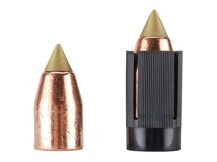 Harvester Muzzleloading Scorpion Bullets 50 Caliber Sabot with 45 Caliber 260 Grain Polymer Tip Flat Base Box of 12