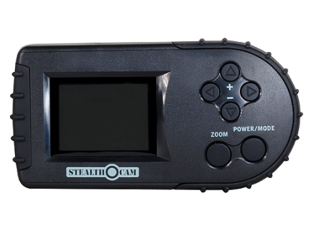 Stealth Cam Digital Image Viewer Black