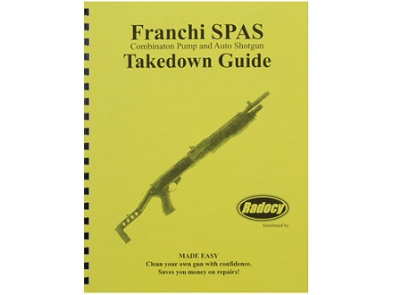 Radocy Takedown Guide &quot;Franchi Spas&quot;