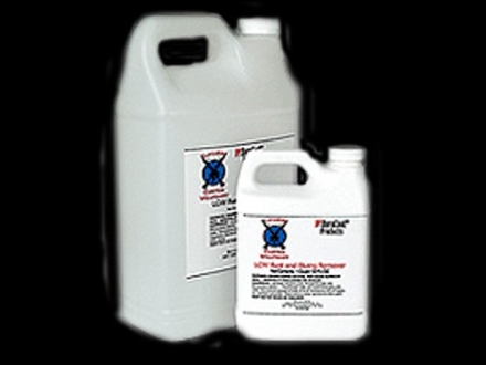 Lauer Blue and Rust Remover 1 Gallon Liquid