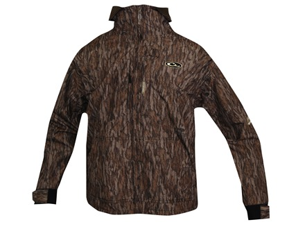 Drake Men&#39;s MST Waterfowl Fleece Full Zip Jacket Long Sleeve Waterproof Polyester