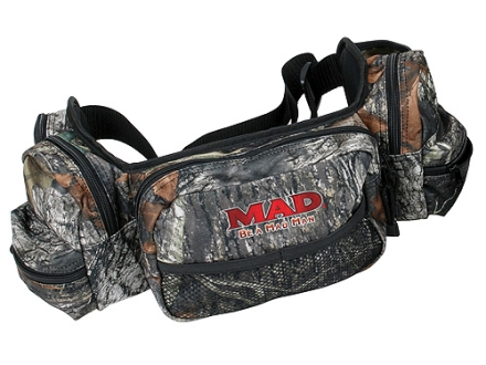 M.A.D. 7-Pocket Fanny Pack Polyester Mossy Oak Break-Up Camo