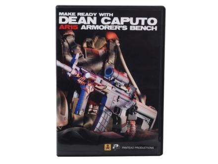 Panteao Make Ready with Dean Caputo: AR-15 Armorer's Bench DVD