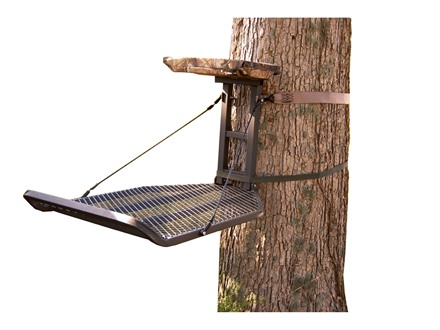 Summit Ledge ECS Hang On Treestand Steel Realtree AP Camo