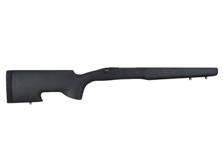 Bell and Carlson Medalist Light Tactical Rifle Stock Remington 700 BDL Short Action with Aluminum Bedding Block System Varmint Barrel Channel Synthetic Black