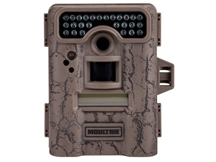Moultrie D-444 Infrared Game Camera 8.0 Megapixel Tan
