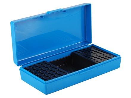 MTM Flip-Top Ammo Box 22 Long Rifle 100-Round Plastic