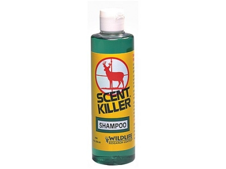 Wildlife Research Center Scent Killer Scent Eliminator Shampoo Liquid 8 oz