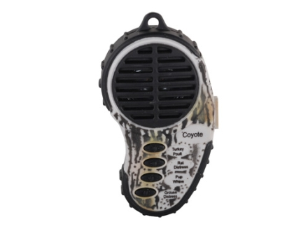 Cass Creek Mini Coyote Squeaker Call with 5 Digital Sounds