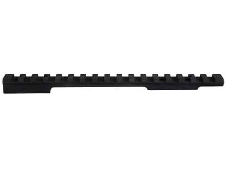 EGW 1-Piece Heavy Duty Picatinny-Style 20 MOA Elevated Base Winchester Model 70 Long Action