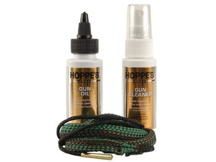 Hoppe&#39;s Elite Soft-Sided BoreSnake Kit 22 Caliber
