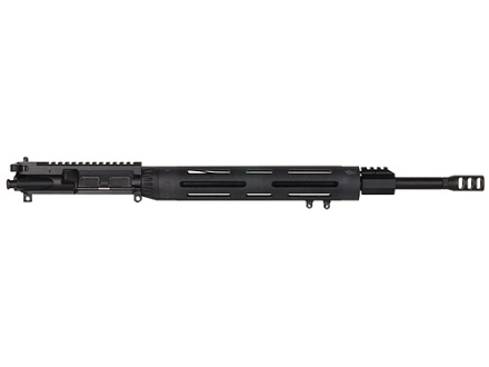 DPMS AR-15 3G1 A3 Flat-Top Upper Assembly 5.56x45mm NATO 1 in 8&quot; Twist 18&quot; Heavy Barrel Stainless Steel Black with VTAC Free Float Handguard, Miculek Muzzle Brake