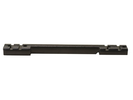 Ironsighter 1-Piece Weaver-Style Scope Base Savage 110 Through 116 Flat Rear Long Action Gloss
