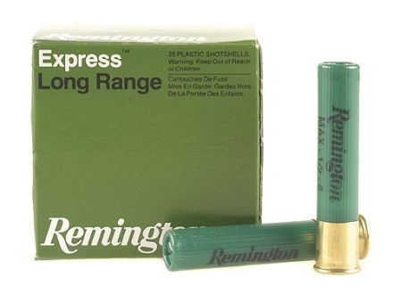 Remington Express Long Range Ammunition 410 Bore 2-1/2&quot; 1/2 oz #6 Shot Box of 25