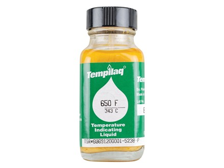 Tempilaq Temperature Indicator 650 Degree 2 oz