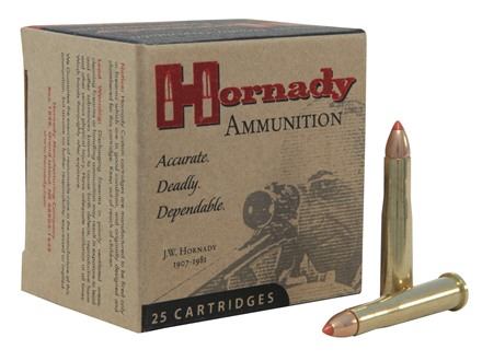 Hornady Varmint Express Ammunition 22 Hornet 35 Grain V-Max Box of 25