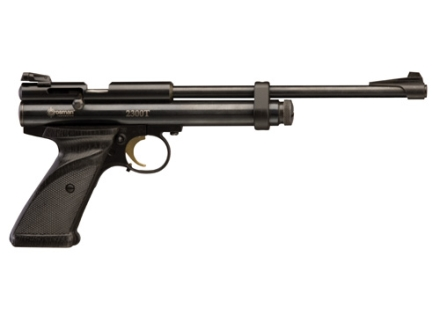 Crosman 2300T Competition Air Pistol .177 Caliber CO2 Single Shot Zinc Alloy Black