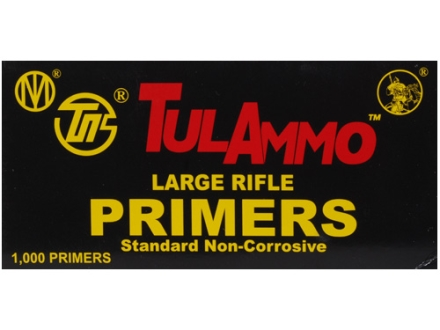 TulAmmo Large Rifle Primers