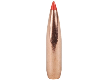 Hornady InterBond Bullets 264 Caliber, 6.5mm (264 Diameter) 129 Grain Bonded Boat Tail Box of 100