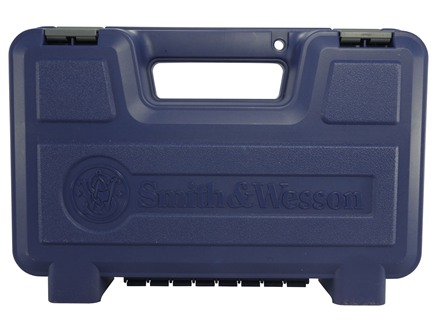 Smith &amp; Wesson Polymer Gun Box Over 6&quot; Barrels