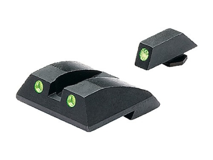 Meprolight Tru-Dot Sight Set S&W Sigma Steel Blue Tritium Green