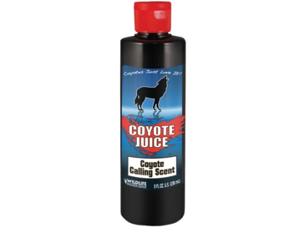 Wildlife Research Coyote Juice Predator Attractant Liquid 8 oz