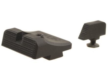 Heinie SlantPro Sight Set Glock Steel Blue