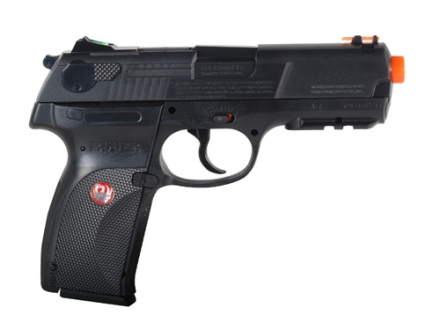 Ruger P345PR Airsoft Pistol 6mm CO2 Double Action Only Polymer Black