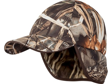 Rocky Waterfowl Cap Waterproof Polyester Realtree Max-4 Camo