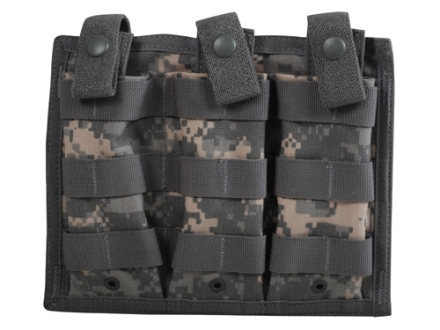 Spec.-Ops. X-3 MOLLE Compatible Triple Magazine Shingle AR-15 Nylon
