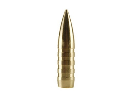 Barnes Banded Solid Bullets 25 Caliber (257 Diameter) 90 Grain Spitzer Boat Tail Box of 50