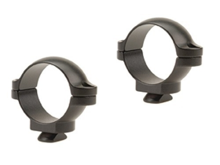 Leupold 1&quot; Dual-Dovetail Rings Matte Low