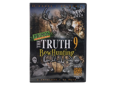 "Primos ""The Truth 9, Bowhunting"" DVD"