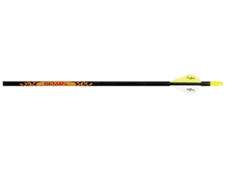 Beman ICS Bowhunter Carbon Arrow Black