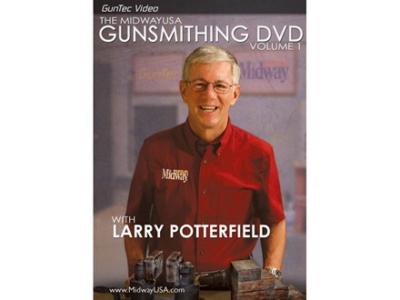 GunTec Video &quot;The MidwayUSA Gunsmithing DVD, Volume 1&quot; DVD