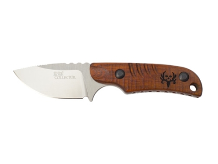 "Benchmade Bone Collector 15015 Fixed Blade Knife 2.68"" Drop Point D2 Tool Steel Blade"