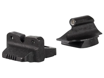 Meprolight Tru-Dot Sight Set Remington 870, 1100, 11-87 with Rifle Sights Steel Blue Tritium Green