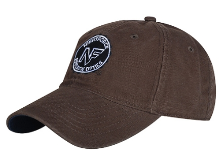 Nightforce Cap Cotton Tobacco